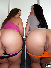 Summer Bailey and Vanessa Lee. These..