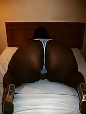 Black honeys with biggest asses