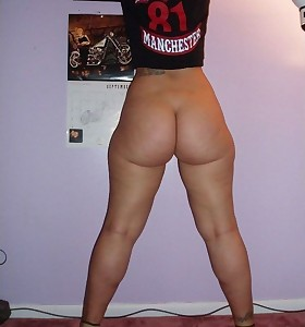 Biggest wazoo sluts are fooling around, posing and teasing with their biggest tight butts